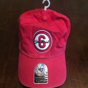 Stan Musial Hat